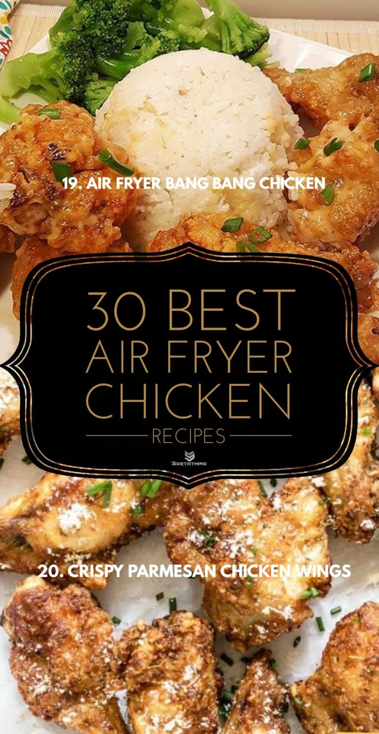 Air Fryer Spicy Bang Bang Chicken