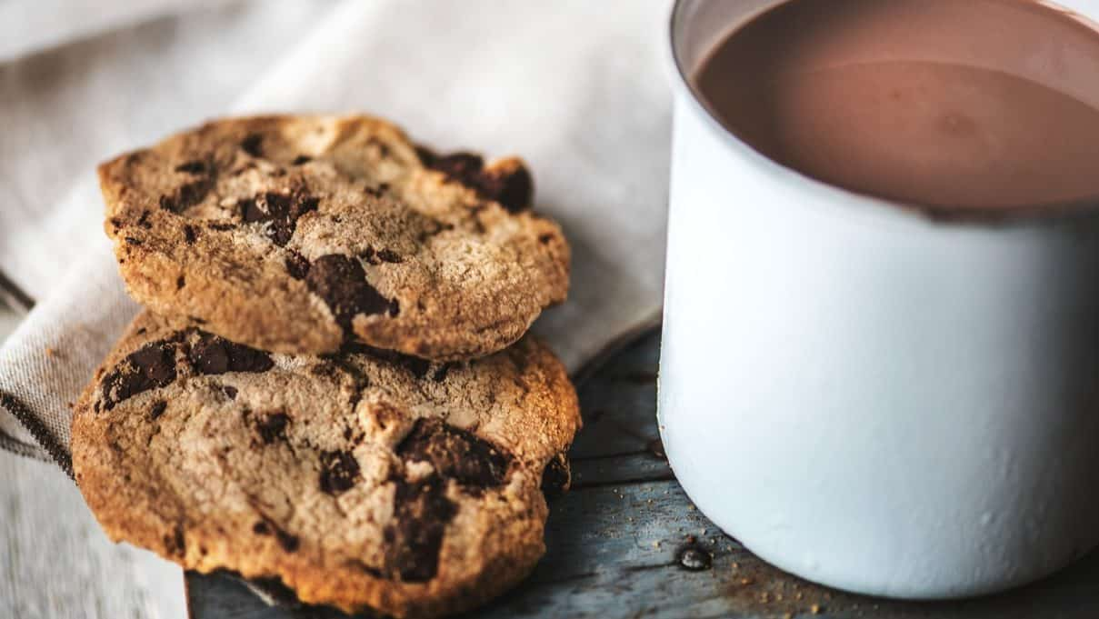 Keto cookies feature image