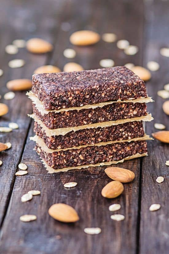 Pemmican Protein Bars