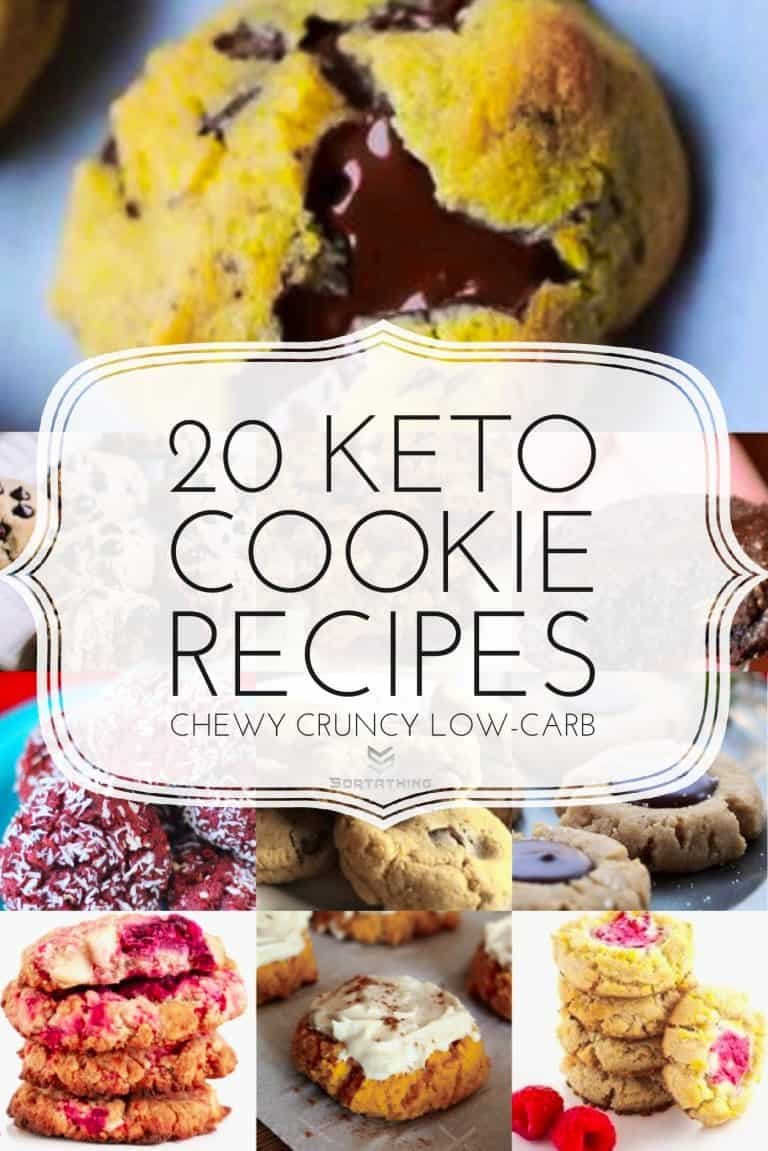 20 Keto Cookie Recipes