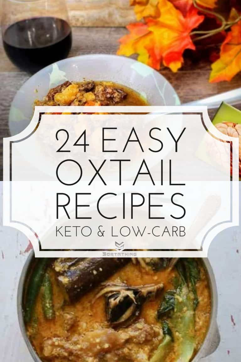 Beef Heart and Oxtail Soup & Kare Kare Oxtail Recipe - Sortathing