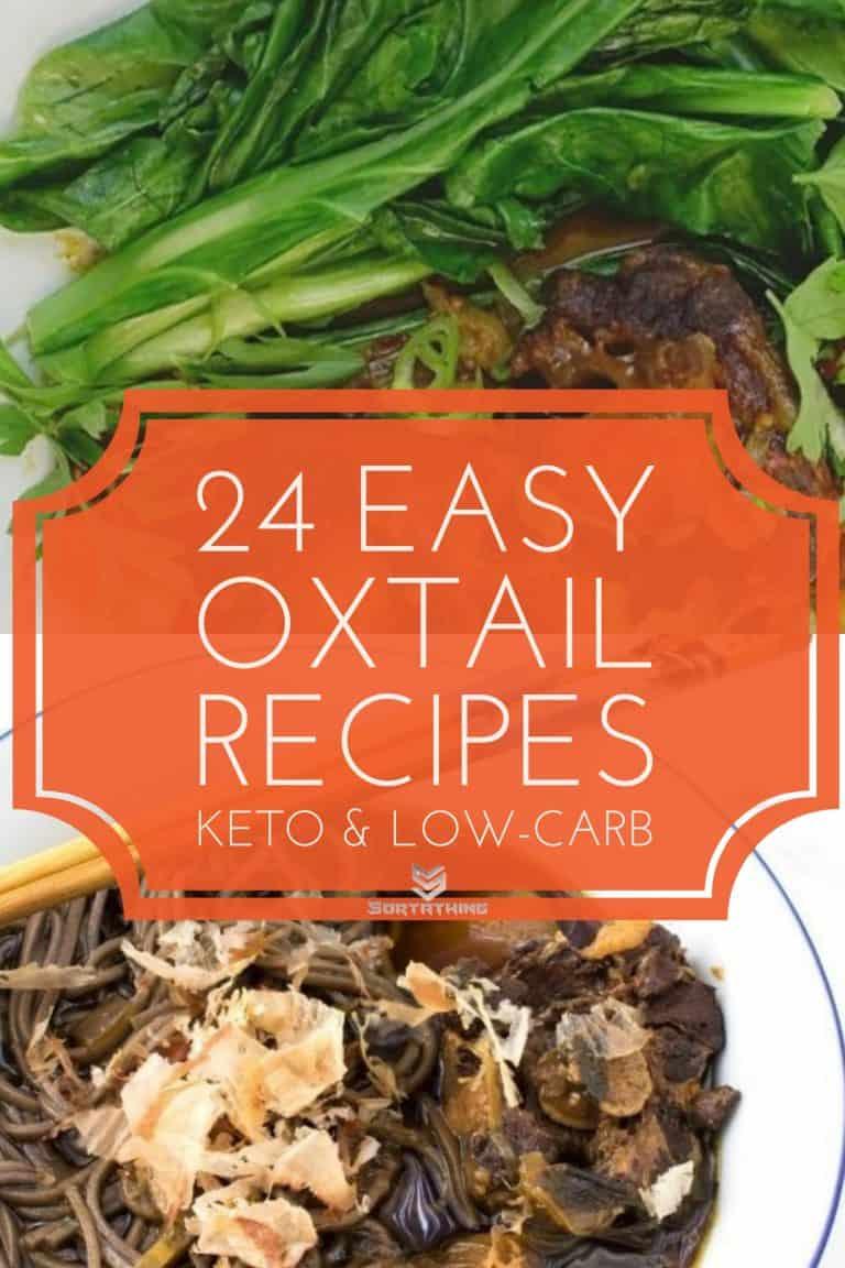 Low Carb Paleo Oxtail Stew & Nourishing Korean Oxtail - Sortathing