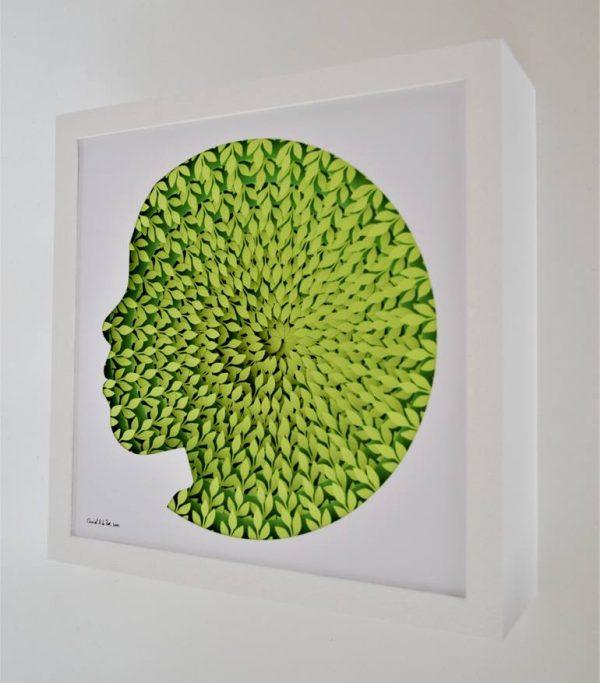 """Gaia"" - Original Artwork by Daniel A du Preez"
