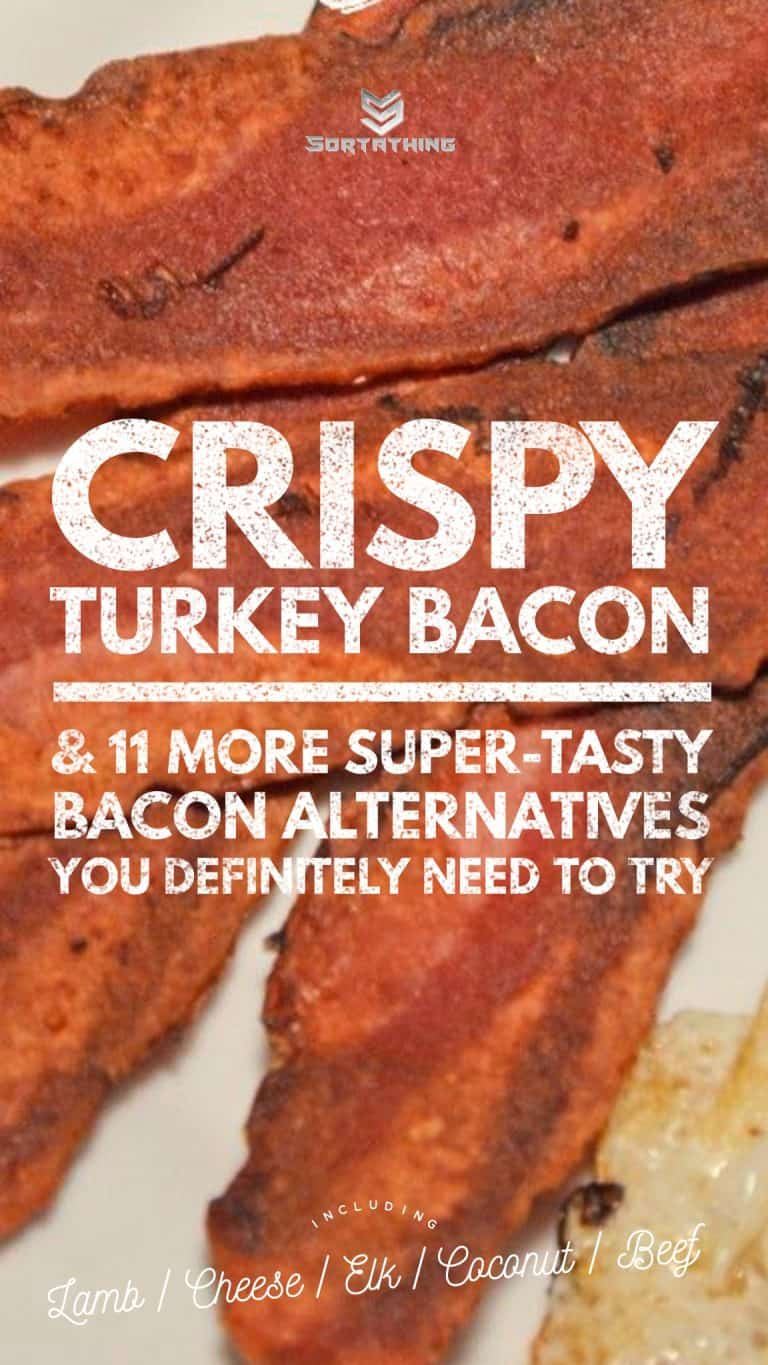 crispy turkey bacon