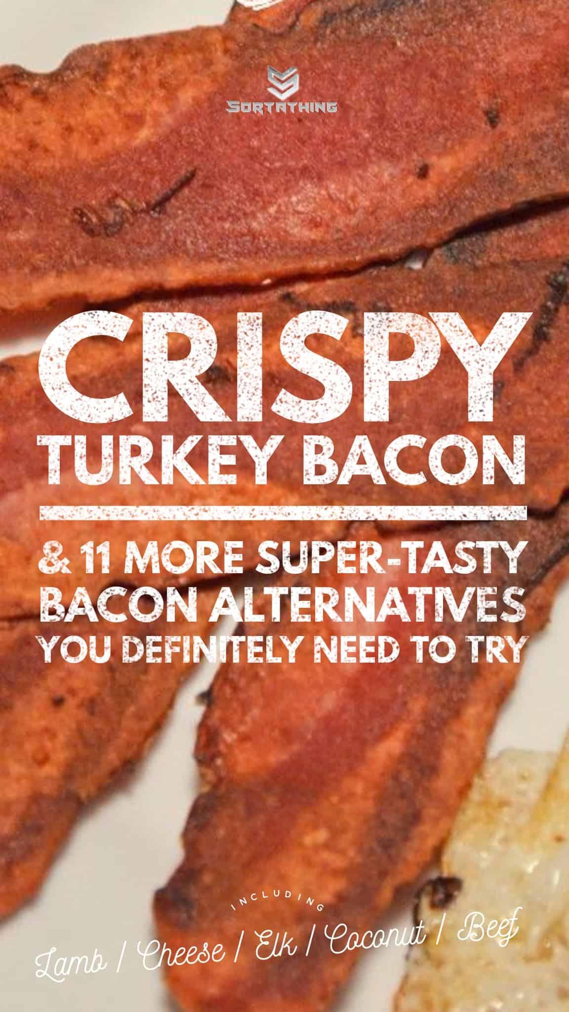 crispy turkey bacon