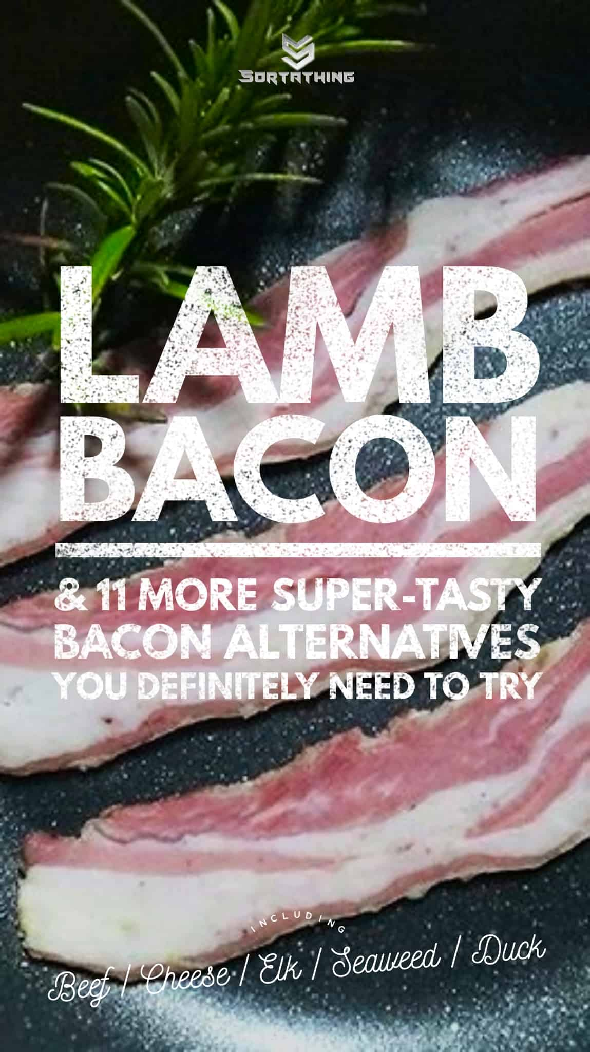 lamb bacon