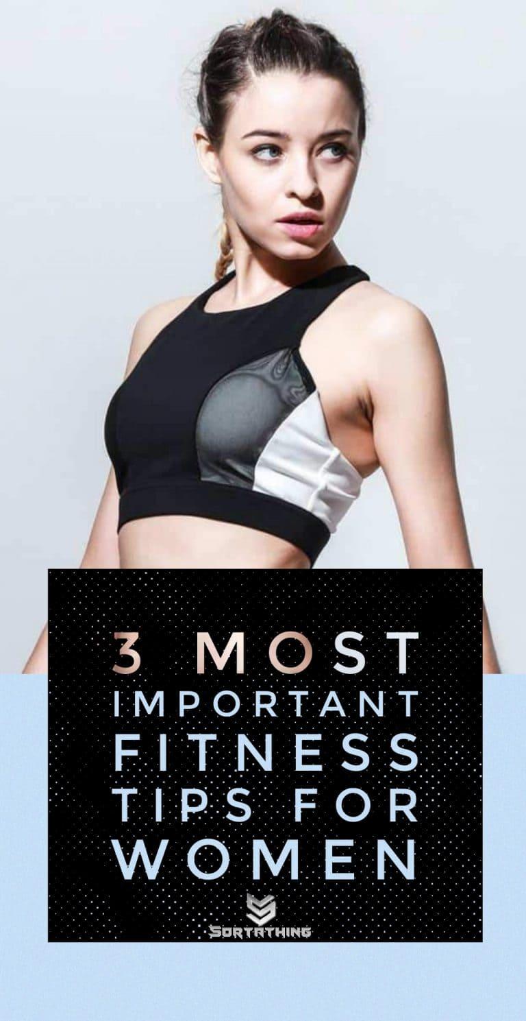 Fitness tips for women 2