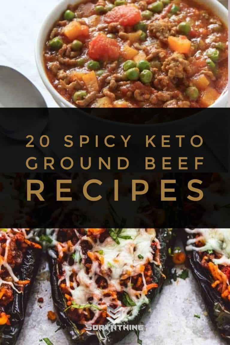 Pakistani Kima Keto Ground Beef Curry & Southwest Stuffed Poblano Peppers