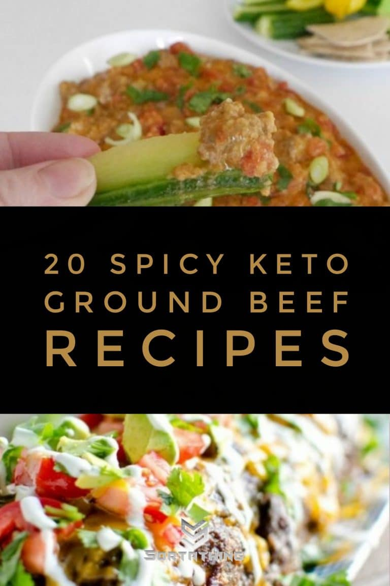 Keto Ground Beef Enchilada Dip & Low-Carb Mexican Meatloaf