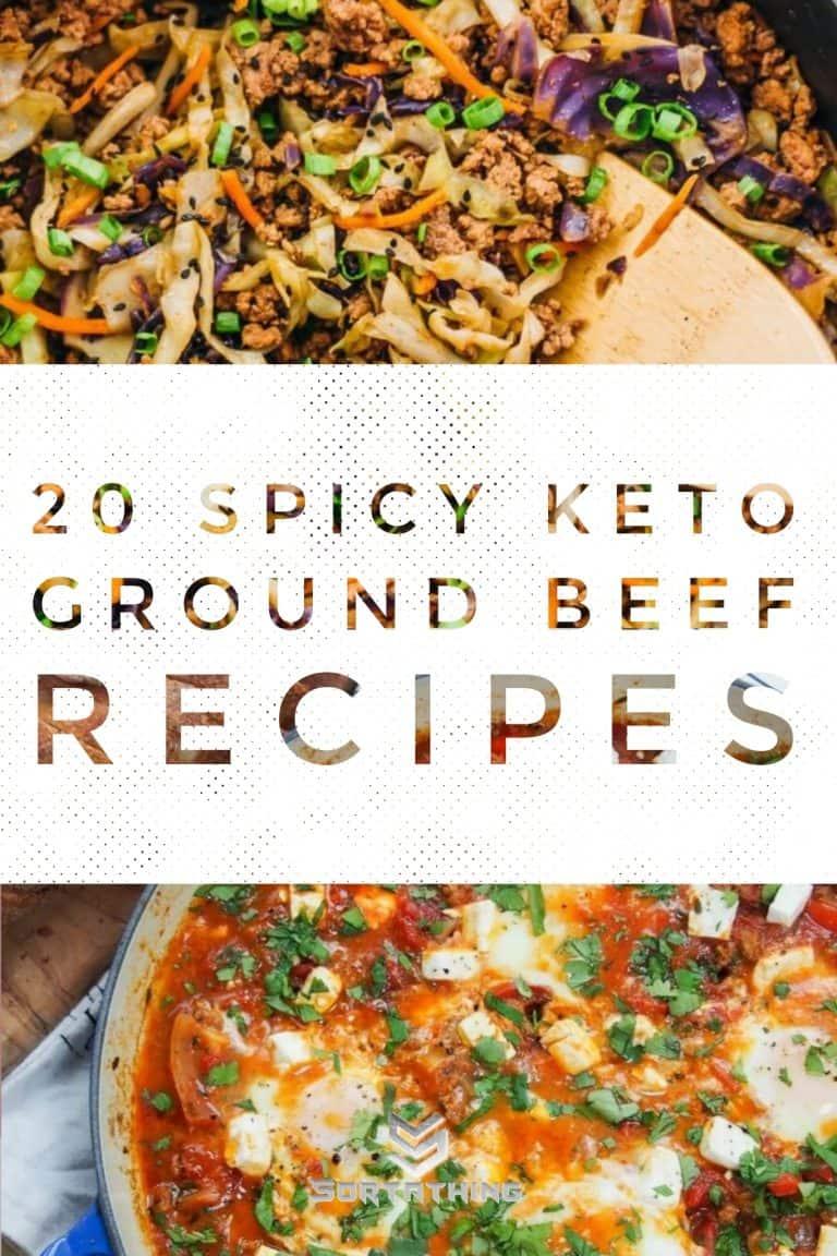 Ground Beef & Cabbage Stir Fry & Beefed-up Shakshuka