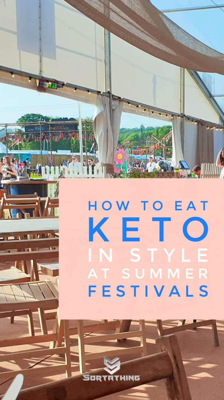 How to eat Keto in style at Summer festivals