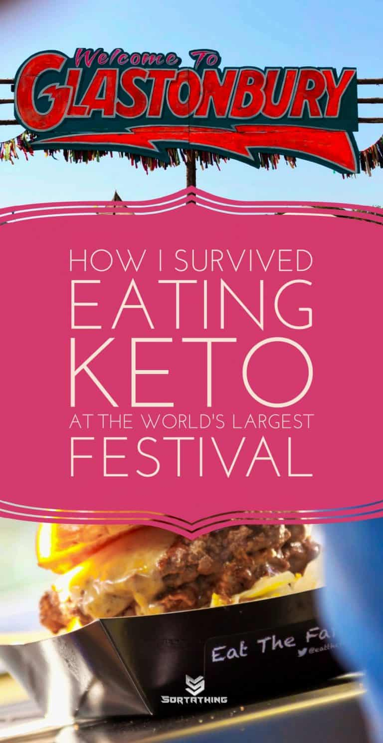 How I survived keto at world's largest festival