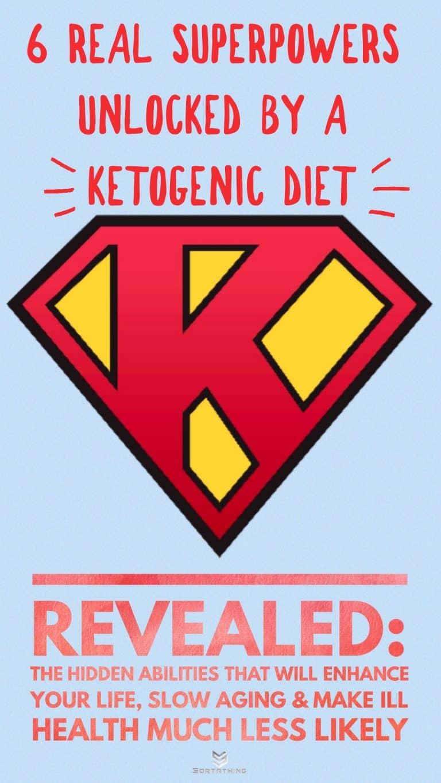 Ketogenic superpowers revealed