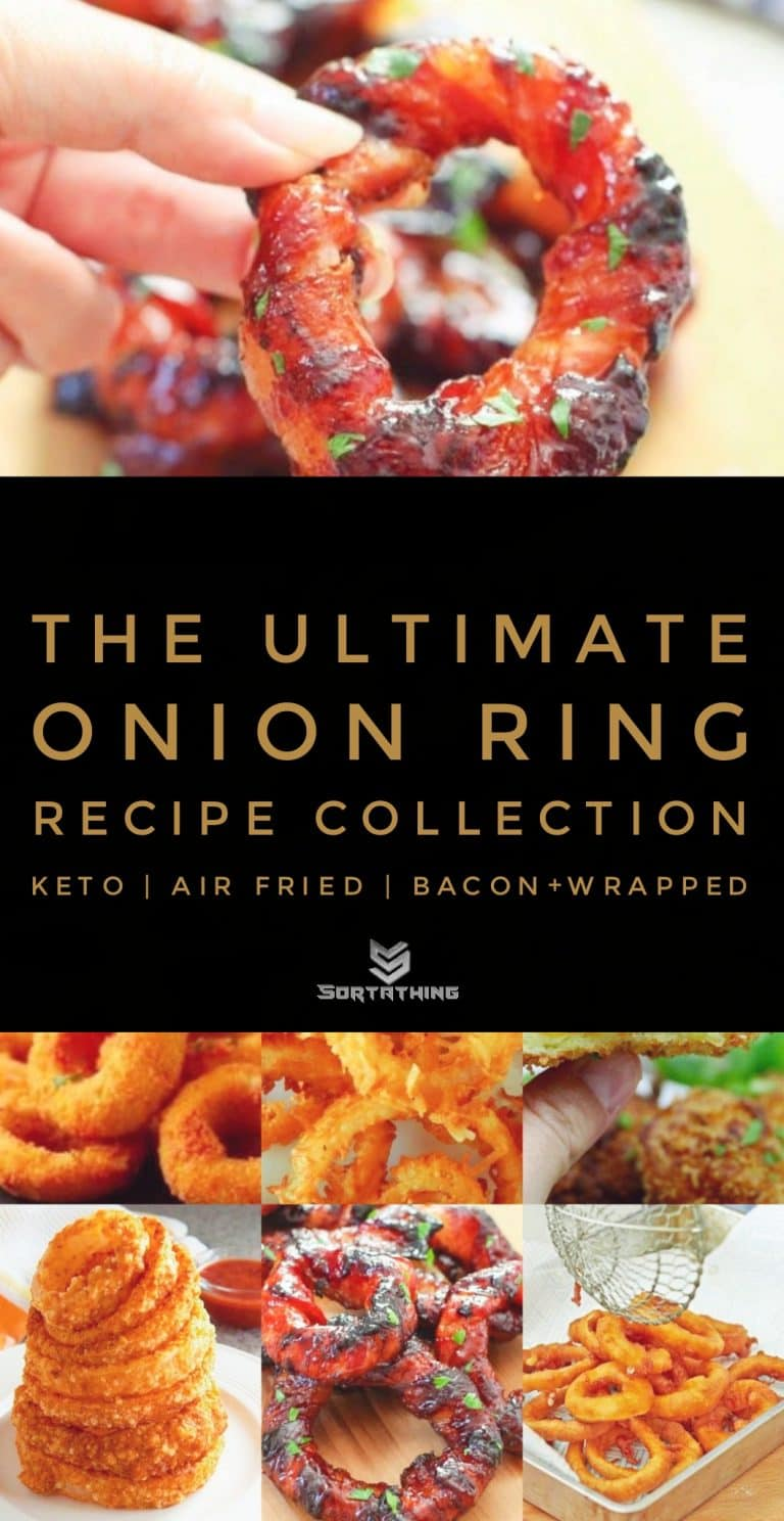 Ultimate Onion Rings Recipe Collection