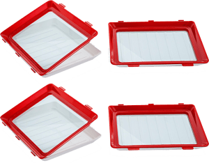 Square Away Food Containers Bundle