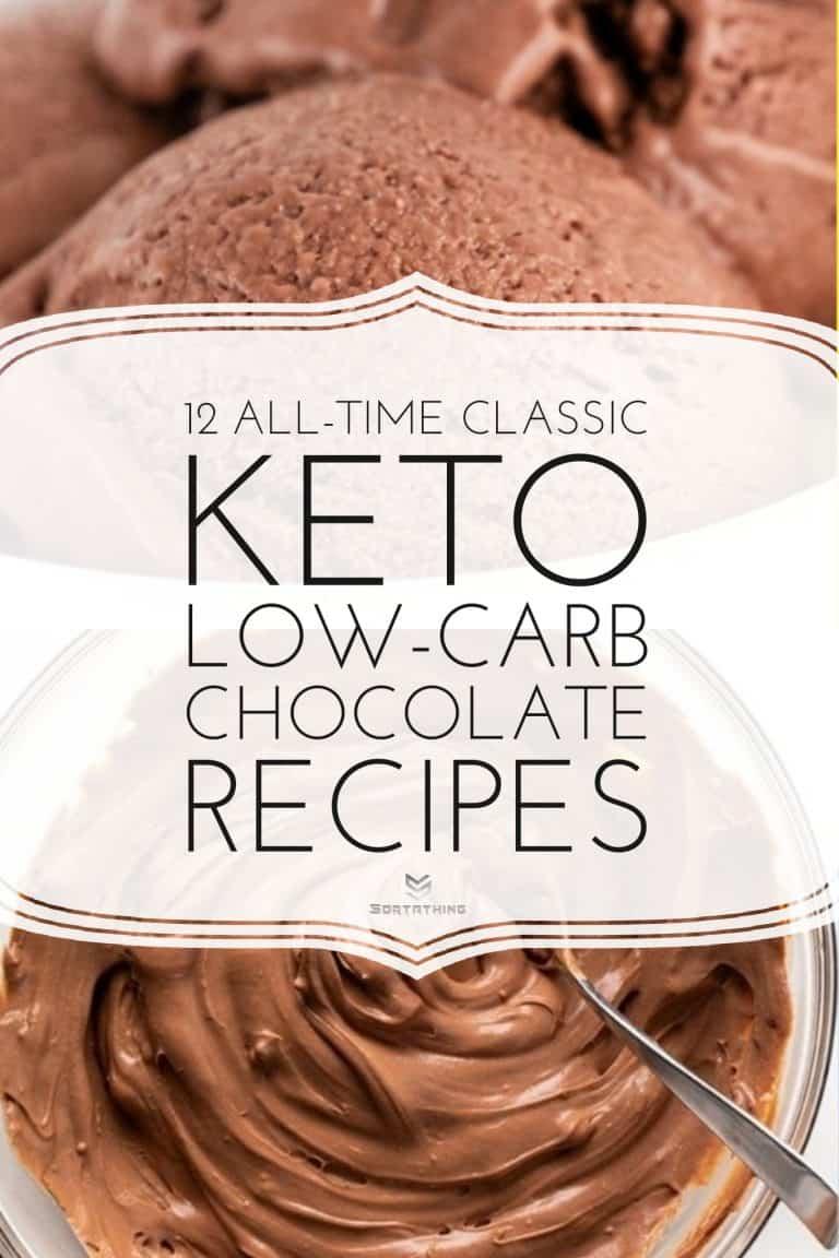 Keto Chocolate Recipe for Ice Cream & The Best Keto Pudding