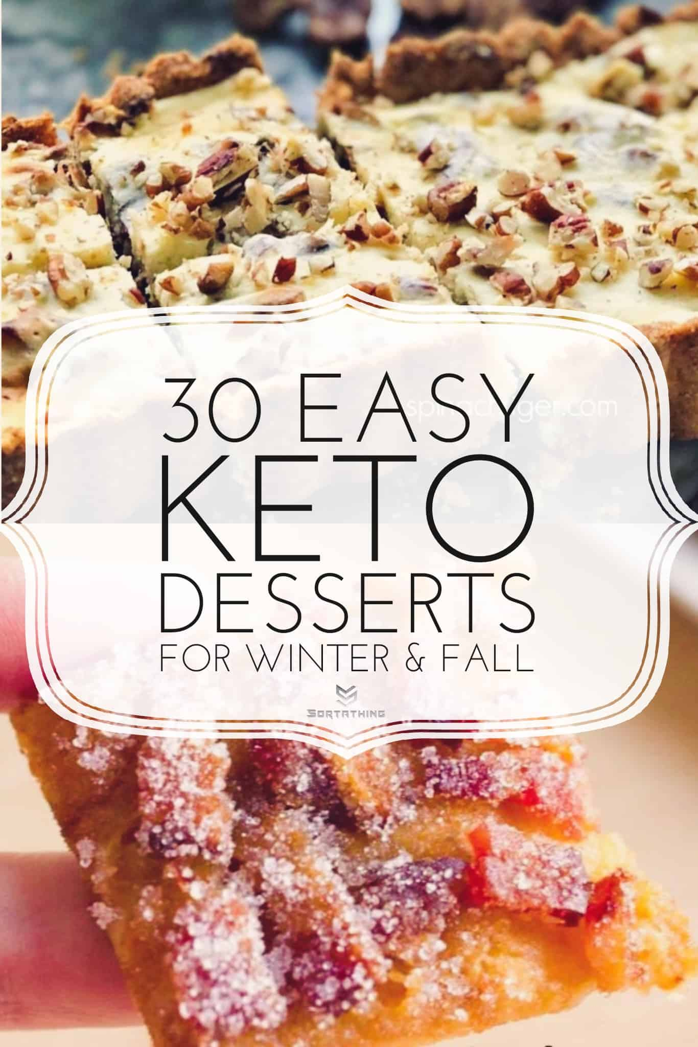 Maple Pecan Keto Cheesecake Bars and Keto Maple Bacon Crack