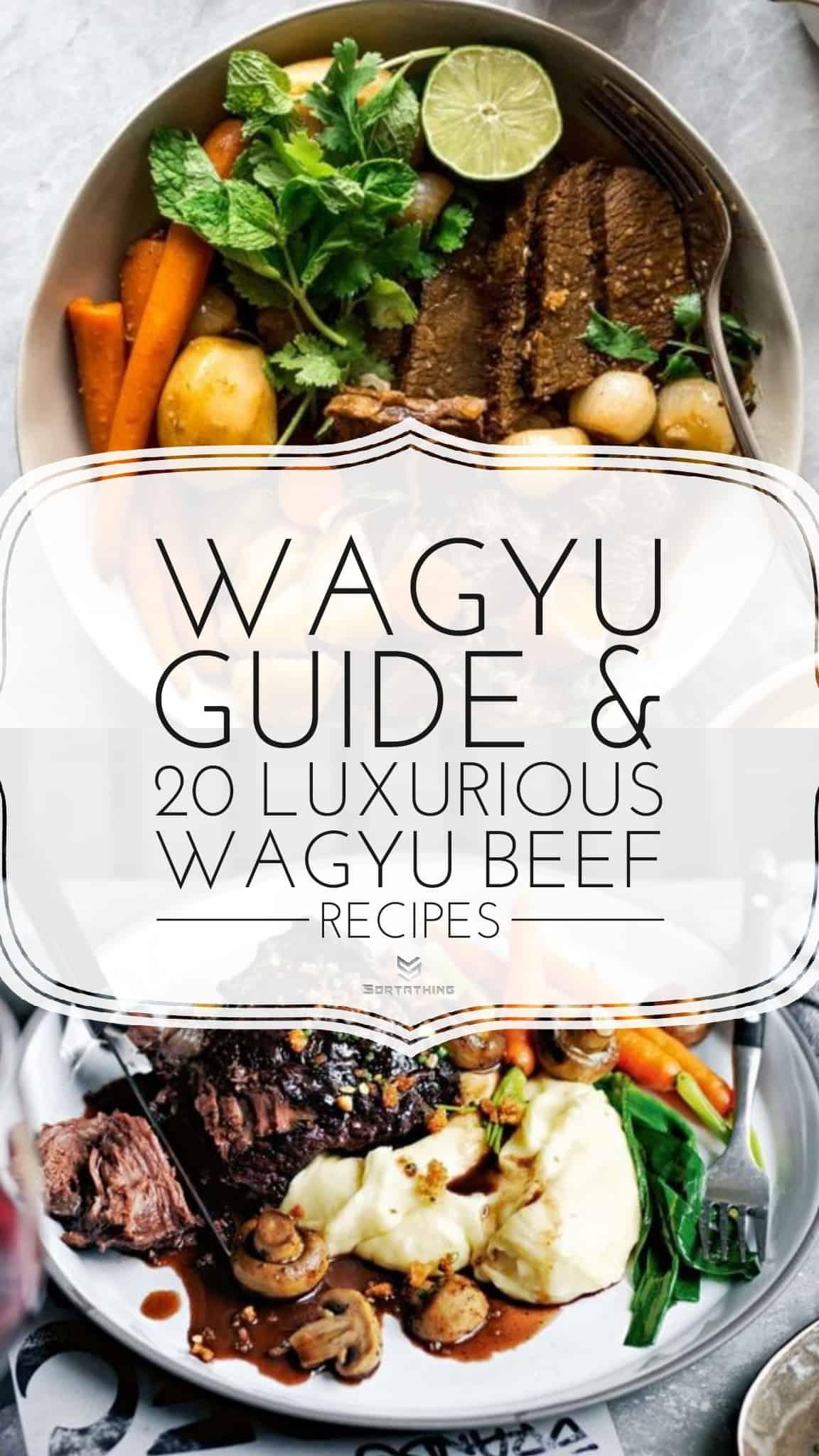 Vietnamese Braised Wagyu Brisket Recipe and Daube with Wagyu Beef