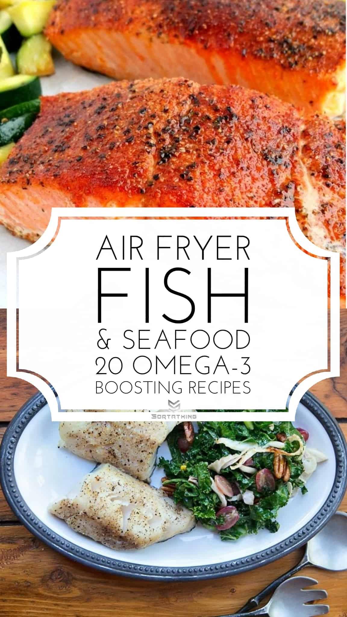Perfect Air Fryer Salmon & Air Fryer Black Cod (Sablefish)