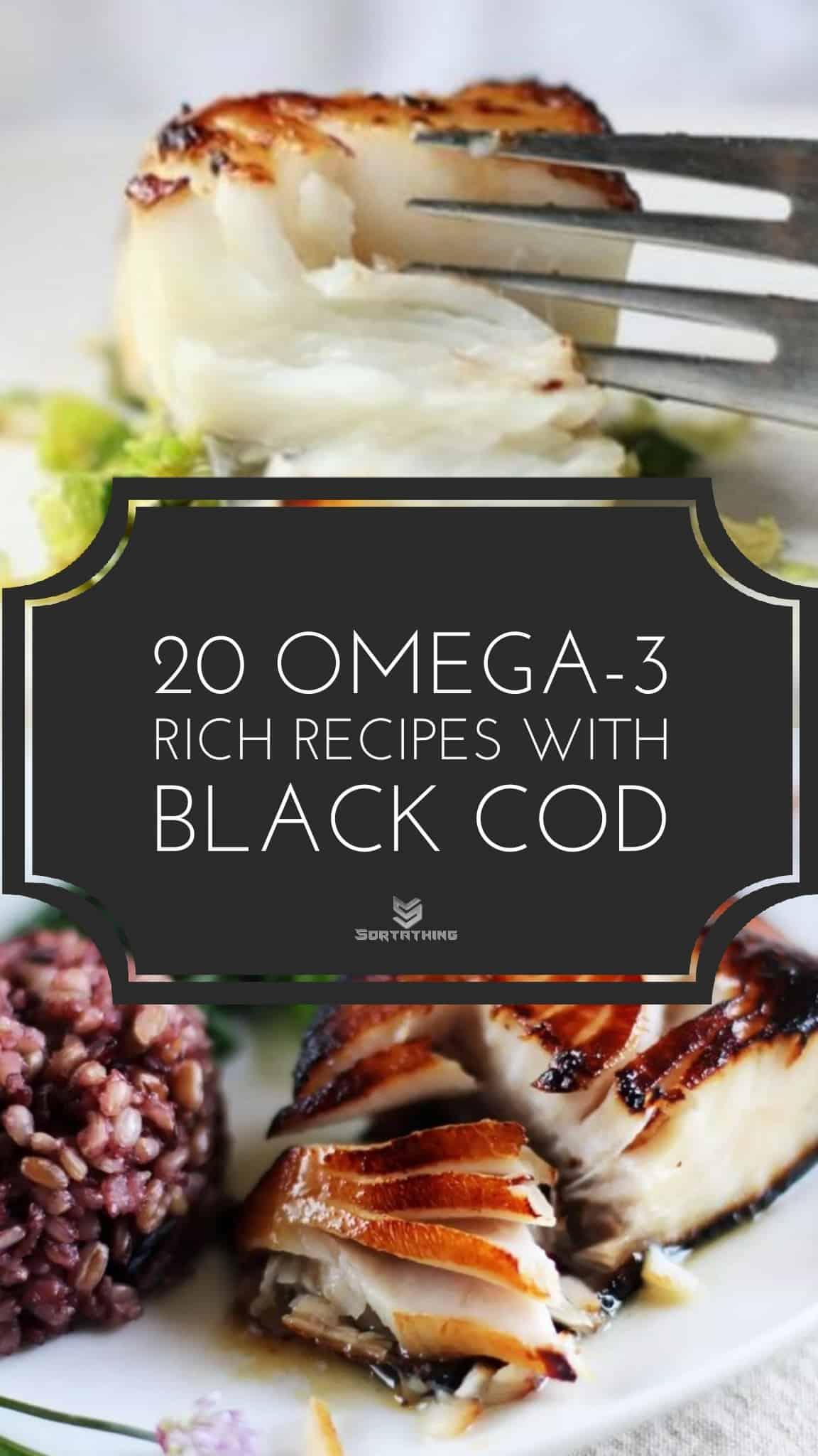 Maple-Miso Glazed Black Cod & Nobu's Miso Marinated Black Cod