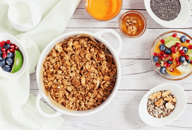 Pili Nut Superfood Granola