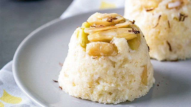Nilupak with Pili Recipe