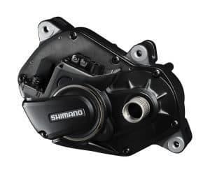 Shimano E8000 ebike motor