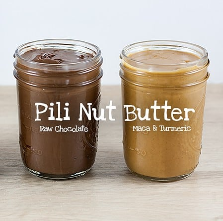 Pili Nut Butter Recipe (and many more!)
