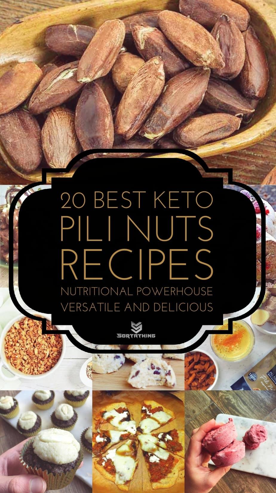 20 Best Keto Pili Nuts Recipes