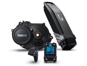 Yamaha PW-X Ebike Motor