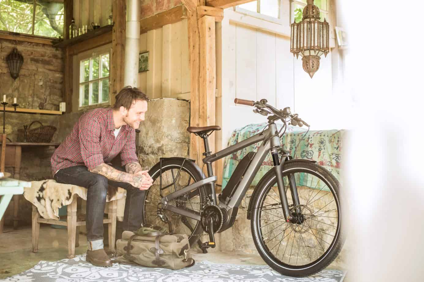 Winora Yakun Tour Best Electric Bike
