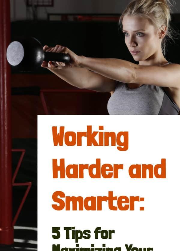 Maximizing Your Fitness