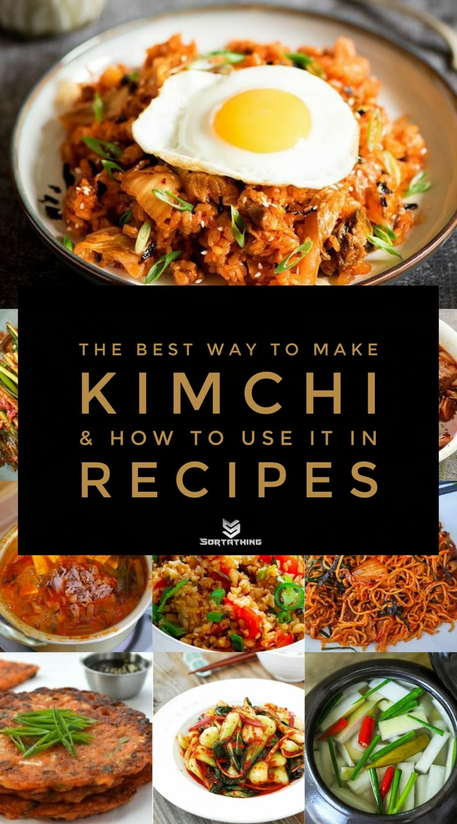 How to make kimchi and best recipes