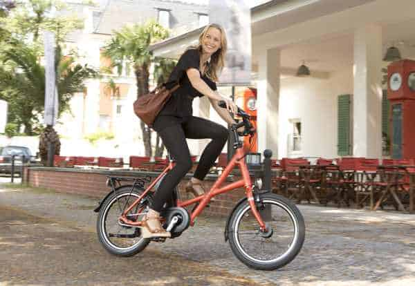 Kalkhoff Sahel Compact Electric Bike